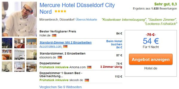 Mercure Hotel M Ef Bf Bdnster City Center